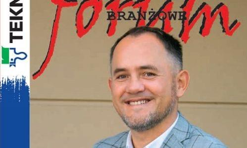 Wrześniowy numer miesięcznika Forum Branżowe