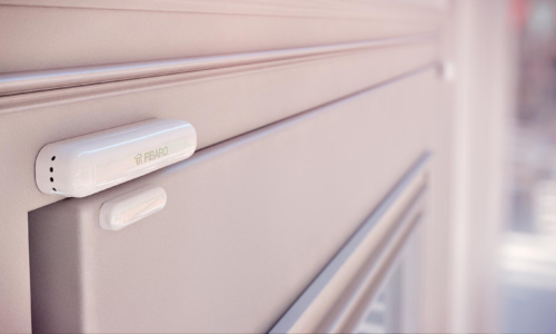 Kontaktron – magnetyczna ochrona okna