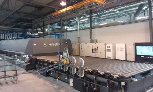 Q4Glass inwestuje wprodukcję szyb wielkogabarytowych