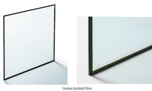 AGC iPanasonic wyprodukują szkło próżniowe