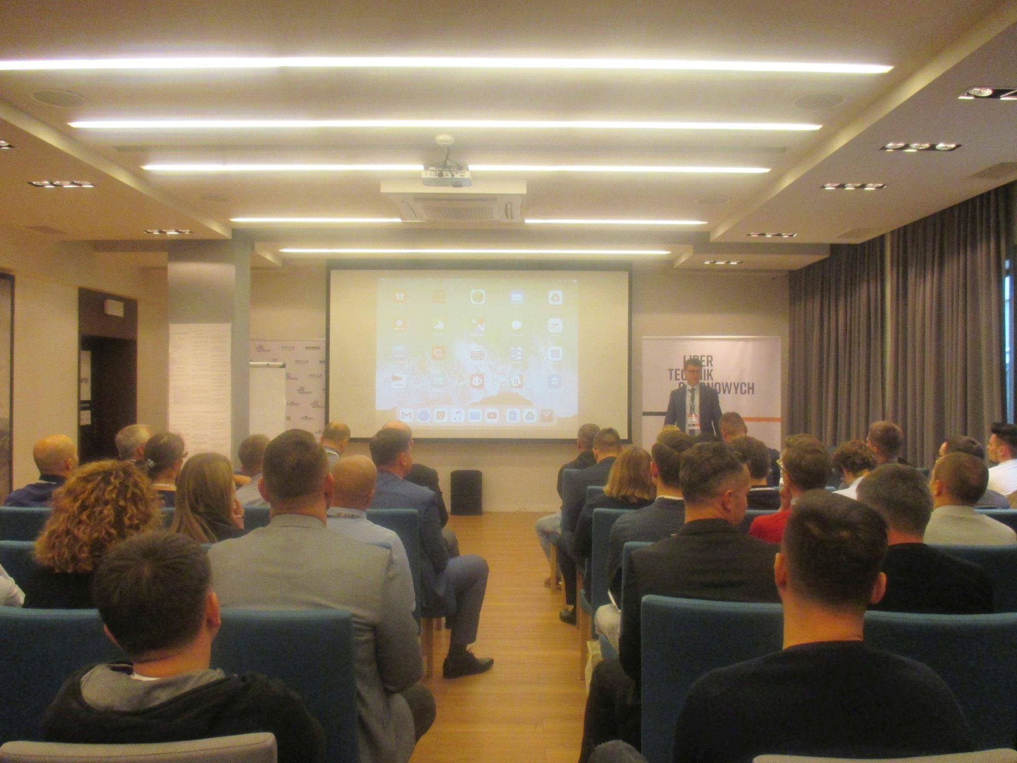 Konferencja Lider Technik Osłonowych