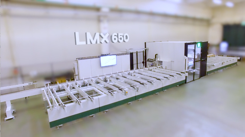 centrum obróbczo-tnące LMX 650