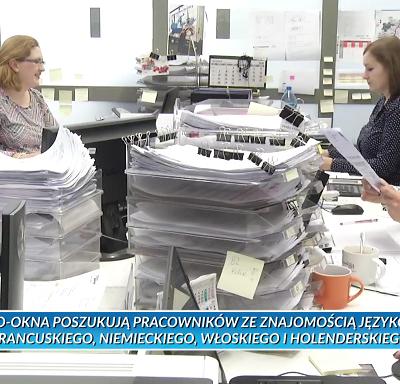 Prezes Mateusz Kłosek opracy weksporcie