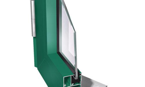 Profile aluminiowe zimne