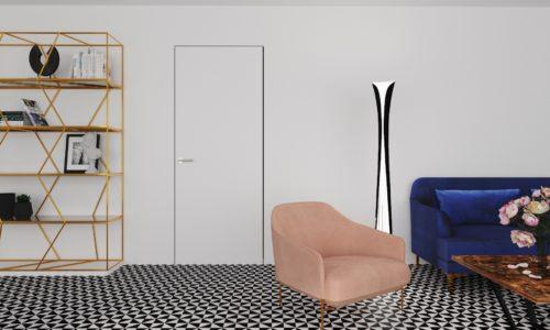 Drzwi wewnętrzne – istotny element w kreowaniu wnętrza