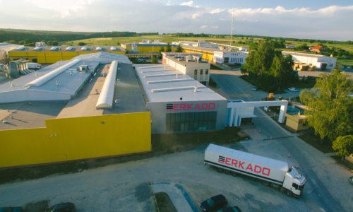 ERKADO zainwestuje 100 mln zł wnowe hale produkcyjne