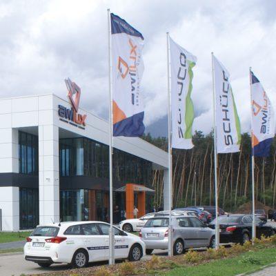 Awilux rozwija produkcję okien aluminiowych