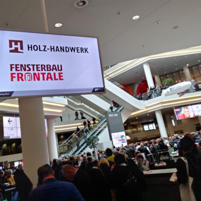 Działo się w2018 r.: Fensterbau Frontale