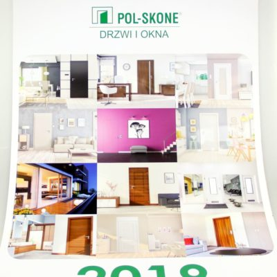 Kalendarz ścienny: Pol-Skone