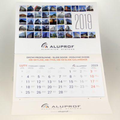 Kalendarz dzielny: Aluprof