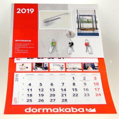 Kalendarz dzielny: Dormakaba