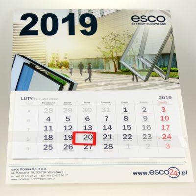 Kalendarz dzielny: Esco