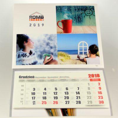 Kalendarz dzielny: Romb