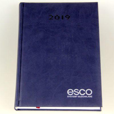 Kalendarz książkowy: Esco