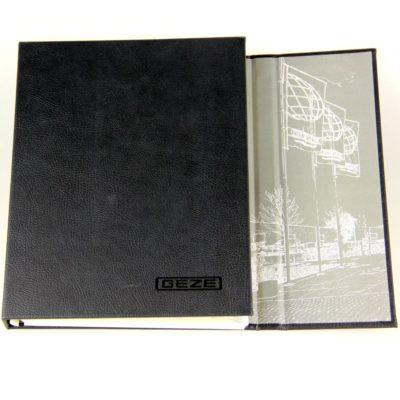 Kalendarz książkowy: GEZE