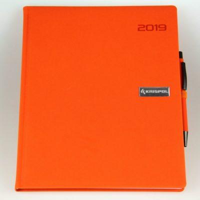 Kalendarz książkowy: Krispol #2