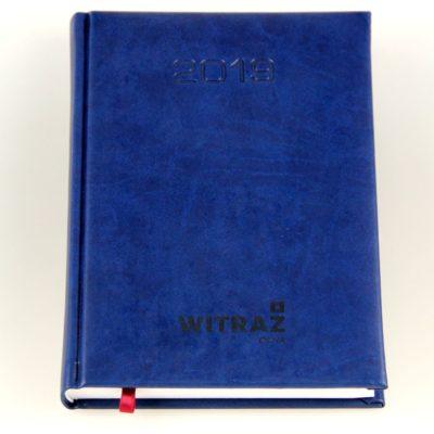 Kalendarz książkowy: Witraż