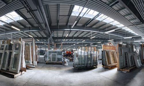 Aż omilion okien idrzwi wzrosła wPolsce produkcja w2018 roku