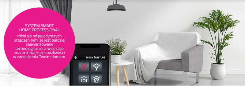 tauron smart home professional