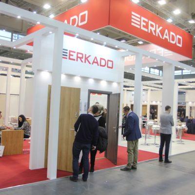 Budma 2019: stoisko Erkado