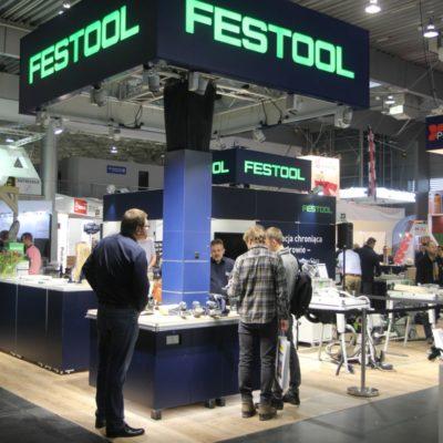Budma 2019: stoisko Festool