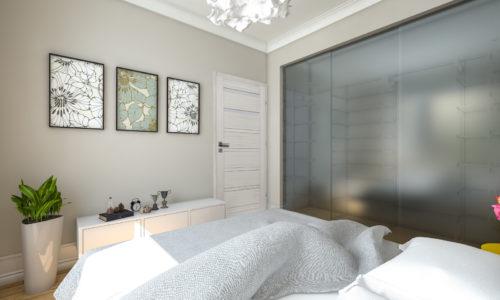 Drzwi do nowoczesnych sypialni