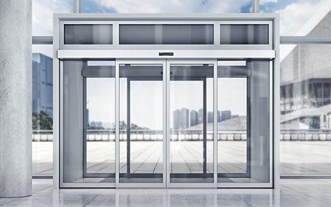Geze: nowoczesne drzwi liniowe