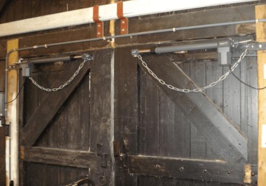 quiko italy napęd do bramy rozwieranej