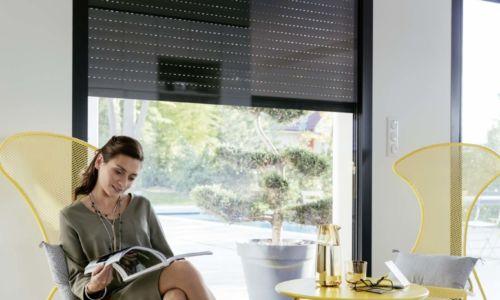 5 argumentów za montażem napędów do osłon okiennych