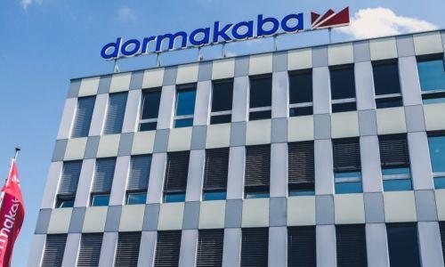 Dormakaba ma coraz wyższe zyski