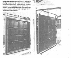 pierwsza polska brama segmentowa
