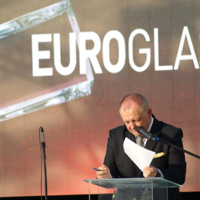 Największa europejska huta szkła rozbudowana