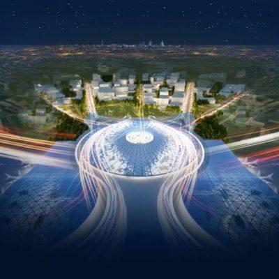 CPK: futurystyczne wizje zaluminium iszkła