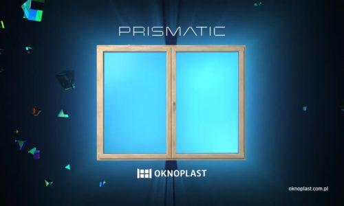 Oknoplast wypuszcza narynek Prismatic