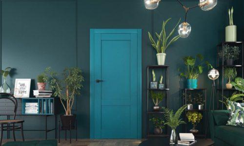 Surowe loftowe wnętrze + Urban Jungle
