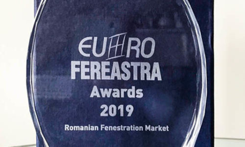 Axor Industry z nagrodą EURO FEREASTRA AWARDS