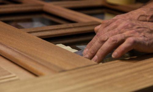 Zmierzch okien drewnianych?