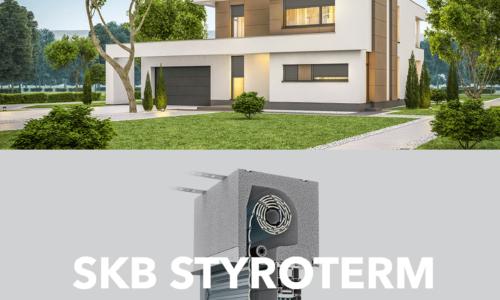 SKB Styroterm nominowany donagrody Produkt Roku magazynu Z&R