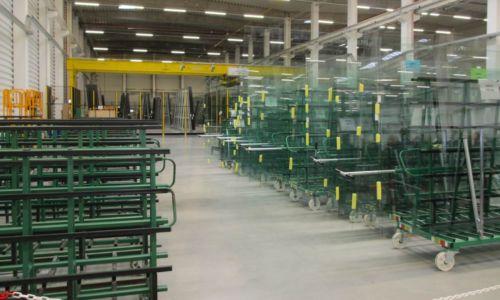 Kolejne inwestycje Pilkingtona wrozwój mocy produkcyjnych