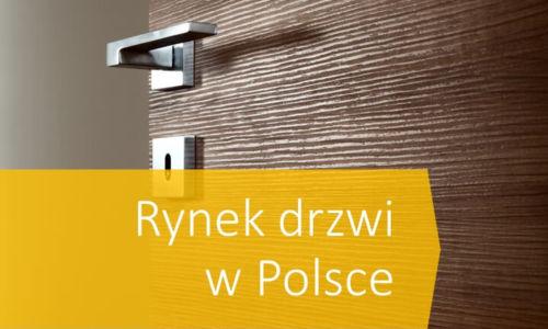 Produkcja drzwi wPolsce warta ponad miliard euro