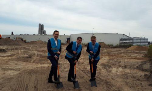 Gealan buduje nowe centrum logistyczne