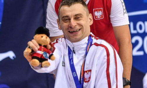 Jacek Czech z wicemistrzostwem świata i biletem do Tokio