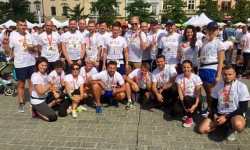 Grupa OKNOPLAST po raz kolejny w Kraków Business Run
