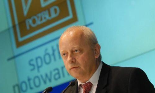 Prezes giełdowego POZBUDU zrezygnował