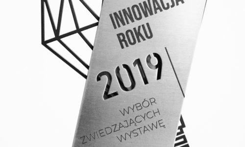 """Morlite Vision z nagrodą """"INNOWACJA ROKU 2019 – Wybór Zwiedzających Wystawę"""""""