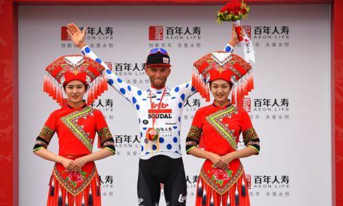 Lotto Soudal najlepszy w Tour of Guangxi