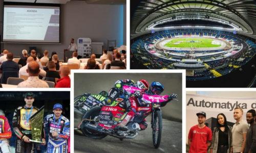 Partnerzy handlowi Nice oglądali mistrzostwa Europy na żużlu