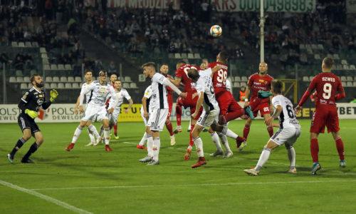 Szalony mecz w Sosnowcu, kolejne zwycięstwo Krispolu