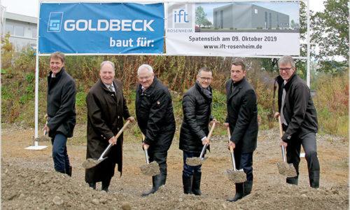 Już wkrótce w Rosenheim badanie dużych fasad