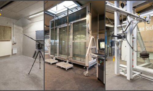 Nowe laboratorium ift Rosenheim